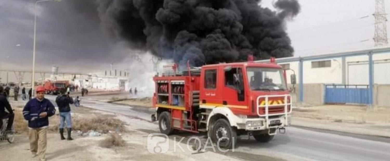 Tunisie : L'explosion d'une citerne d'asphalte fait six morts et un blessé à Gabès