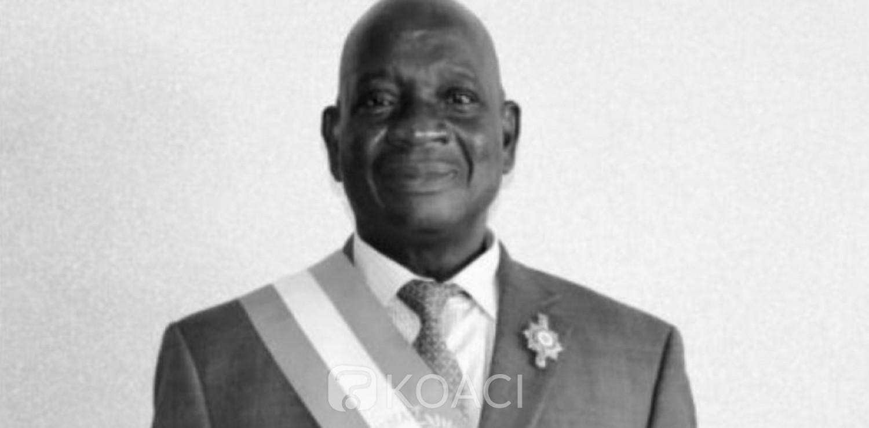 Côte d'Ivoire : Décès du Sénateur de la région du Kabadougou,  N'Daho Arouna