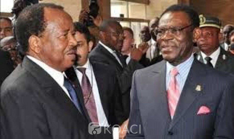 Cameroun : Après l'explosion, aux côtés de la Guinée Equatoriale malgré les tensions à la frontière