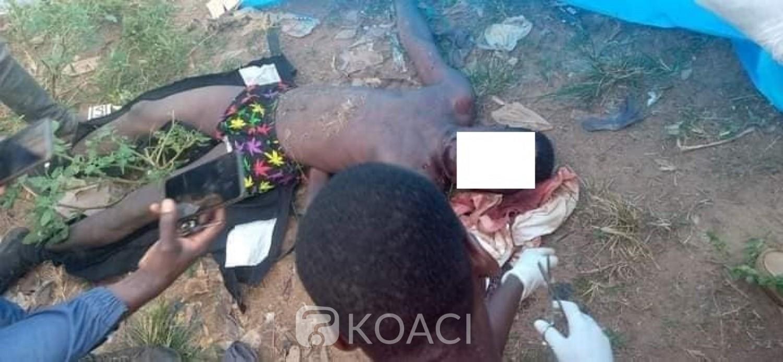 Côte d'Ivoire : Bangolo, crime crapuleux, découverte du corps sans vie d'un jeune, une histoire de femme à la base de l'affaire, la jeunesse se révolte