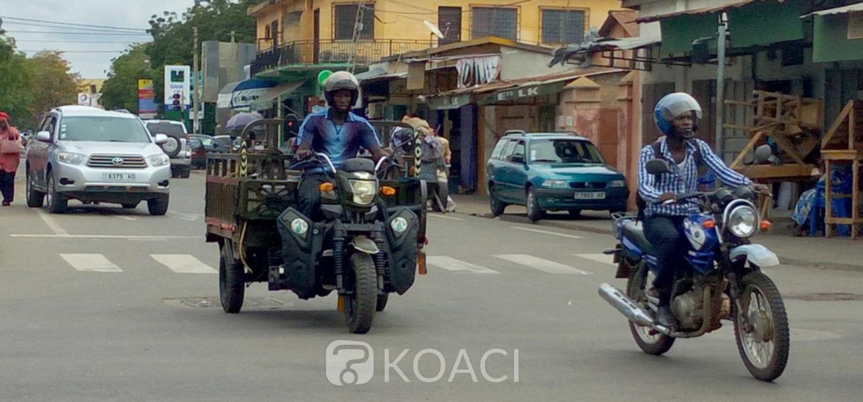 Togo : Nouveaux tarifs aux péages pour voitures et motos, Taxe sur les véhicules à moteur