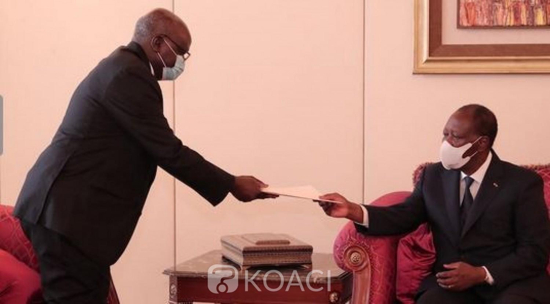 Côte d'Ivoire : Décès d'Hamed Bakayoko, un envoyé spécial de Sassou chez Ouattara et modification du programme des obsèques