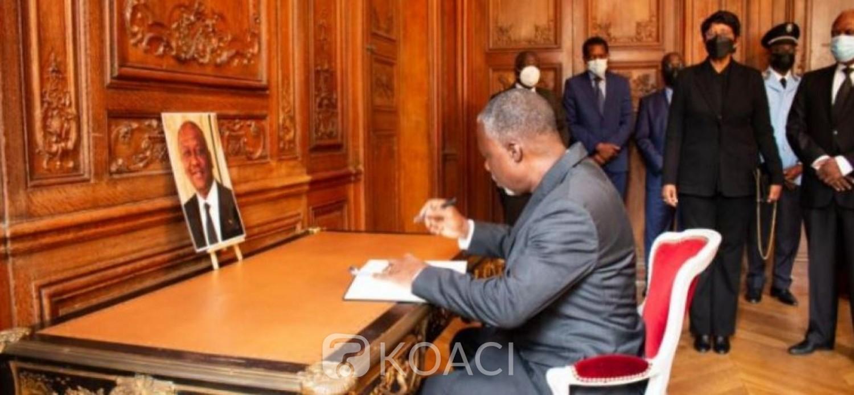 Côte d'Ivoire : Décès d'Hamed Bakayoko, des dispositions prises dans les représentations diplomatiques ivoiriennes à travers le monde