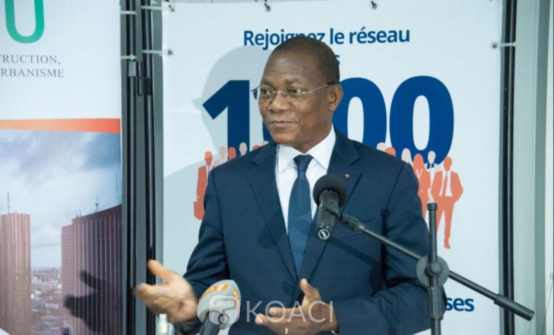 Côte d'Ivoire : Après l'effondrement d'un immeuble à Cocody, Bruno Koné : « L'Etat ne peut pas faire le contrôle de toutes les constructions »