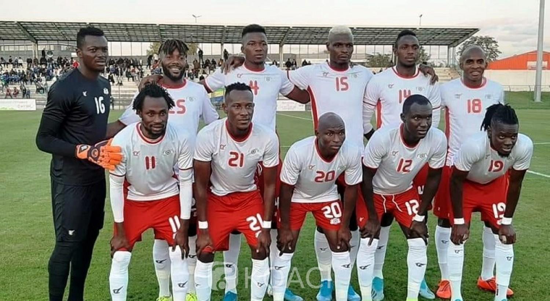 Burkina Faso : CAN 2022, 33 joueurs convoqués contre l'Ouganda et le Soudan du Sud