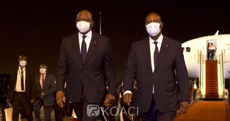 Côte d'Ivoire :   Hommage à Hamed Bakayoko, Bictogo: « Le RHDP veillera à l'exécution des missions que notre père à tous, le Président Alassane Ouattara t'avait confiées »