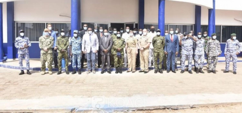 Côte d'Ivoire : Marine nationale, lancement de l'opération Obangamé 2021
