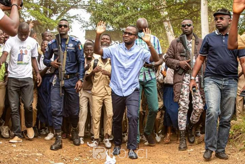 Côte d'Ivoire:   Législatives 2021à Danané, la victoire du candidat de l'UDPCI contestée par la NVD et le RHDP qui crient à la fraude