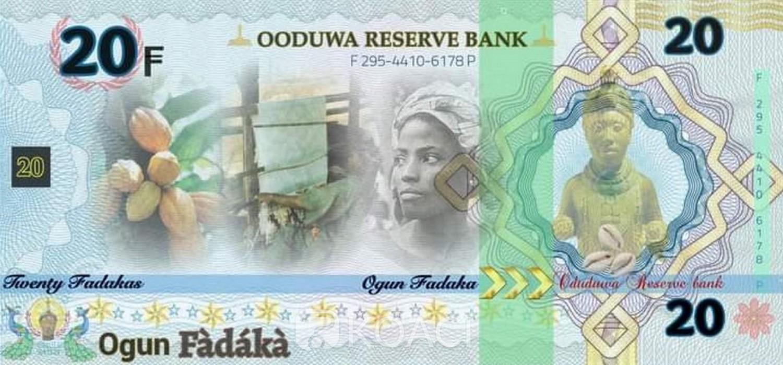 Nigeria :  Velléité sécessionniste, la République Oduduwa en travail, une monnaie dévoilée
