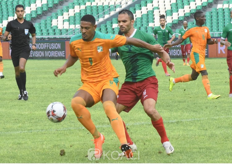 Côte d'Ivoire : Eliminatoires de la CAN 2021, testé positif à la Covid-19, Sébastien Haller déclaré forfait