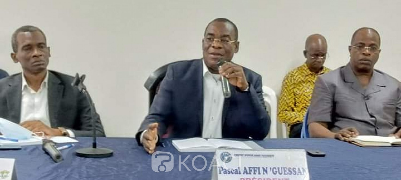 Côte d'Ivoire : Débâcle des candidats du FPI aux élections législatives, Affi reproche à ses cadres d'être absents du terrain