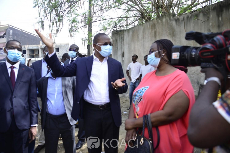 Côte d'Ivoire : Immeubles effondrés à Cocody Riviera Bonoumin et Anono, des poursuites annoncées contre les maîtres d'ouvrage