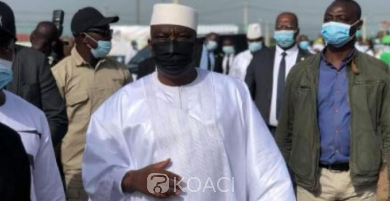 Côte d'Ivoire : Rumeurs sur le décès d'Ham-Back, Adjoumani : «  L'opposition tente par tous les moyens de nous atteindre moralement »