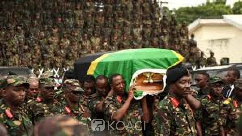 Tanzanie : Un hommage au Président John Magufuli vire au drame,cinq morts