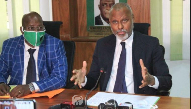 Côte d'Ivoire : Recours déposés au conseil constitutionnel, le candidat du PDCI à Yamoussoukro  débouté