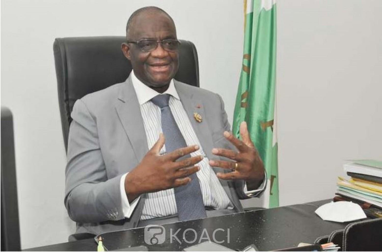 Côte d'Ivoire : Assemblée Nationale, Kakou Guikahué évasif sur  la mise en place d'un groupe parlementaire  EDS-PDCI