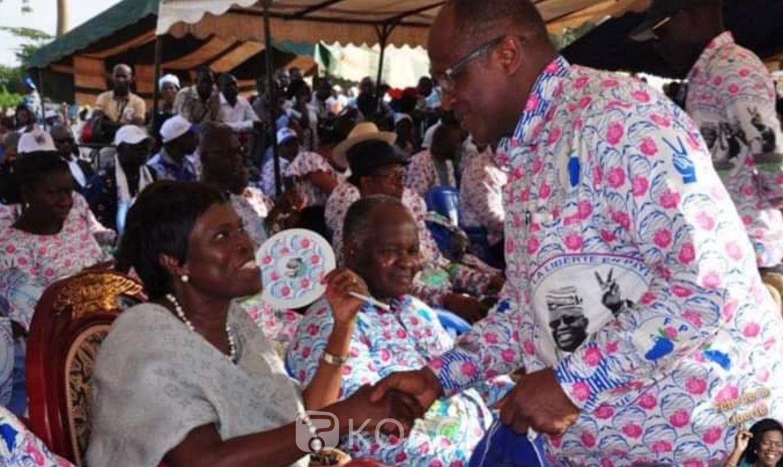 Côte d'Ivoire : Après sa décision affichée contre la participation aux législatives, Simone Gbagbo prise pour « cible » par certains GOR
