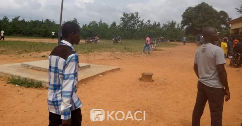 Côte d'Ivoire : Bangolo, une pluie de grêles suscite une peur panique chez des populations