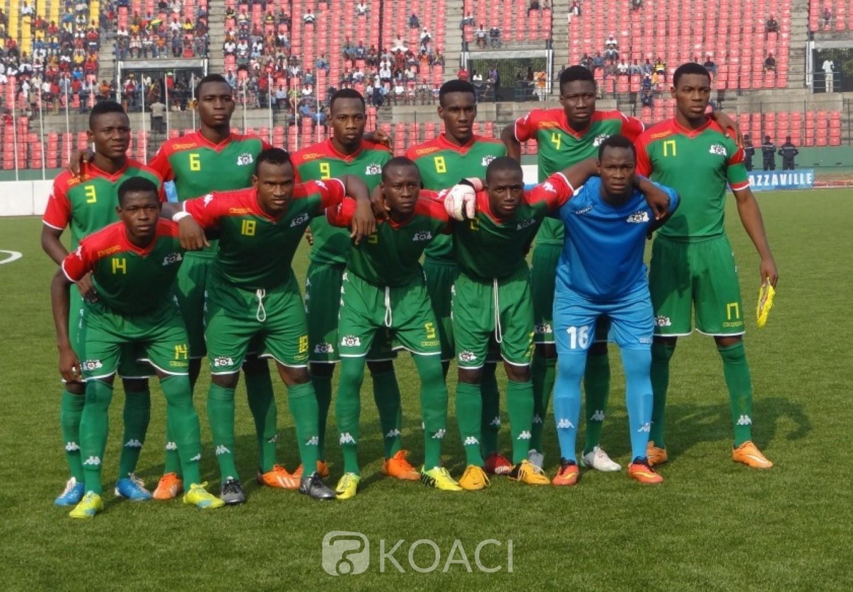 Burkina Faso : Les Étalons qualifiés pour la CAN 2021 au Cameroun