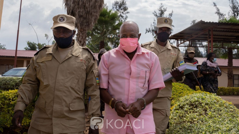 Rwanda : Le héros du film «Hôtel Rwanda» Paul Rusesabagina boycotte son procès