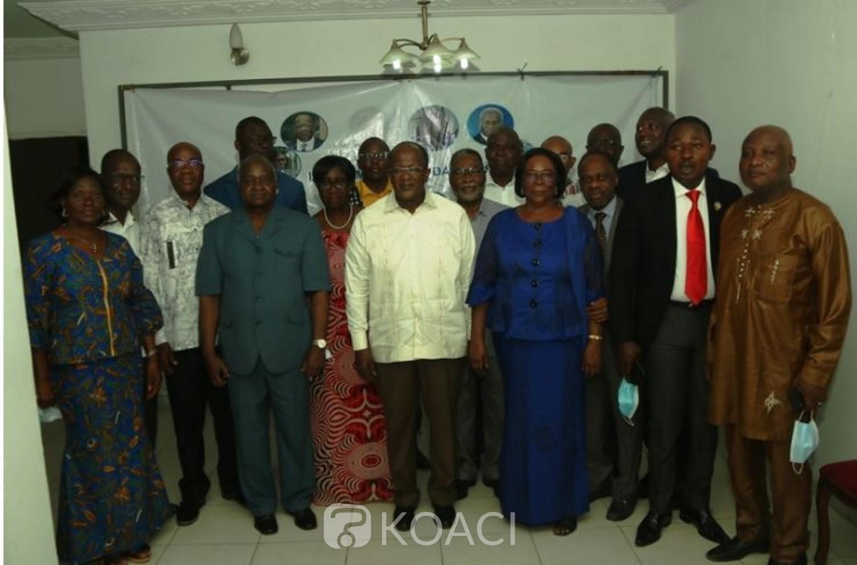 Côte d'Ivoire : Les élus d'EDS élaborent une stratégie globale pour un groupe parlementaire fort