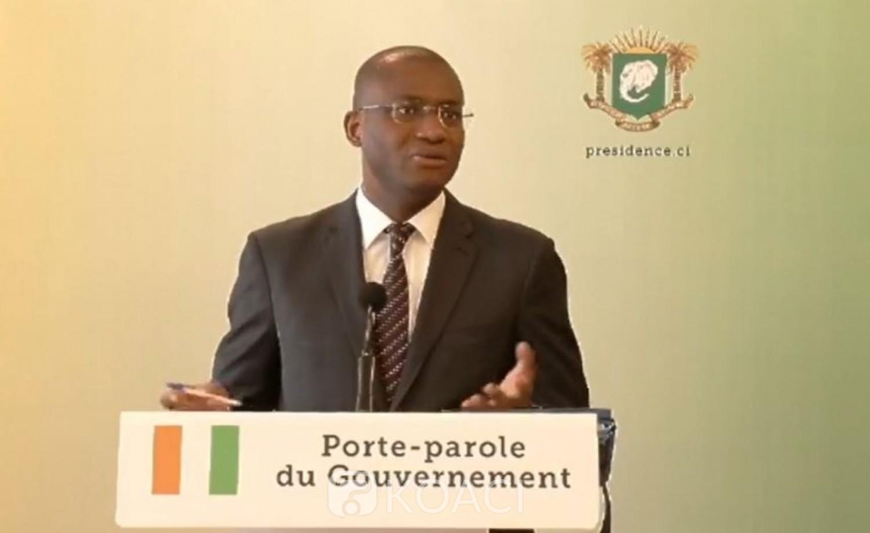 Côte d'Ivoire : Prétendue arrivée des enquêteurs de la CPI à Abidjan, le  gouvernement pas informé