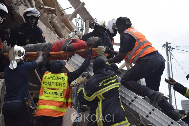 Côte d'Ivoire :   Effondrement d'immeubles, le gouvernement annonce l'arrêt et la démolition systématique des constructions illégales dès leur initiation