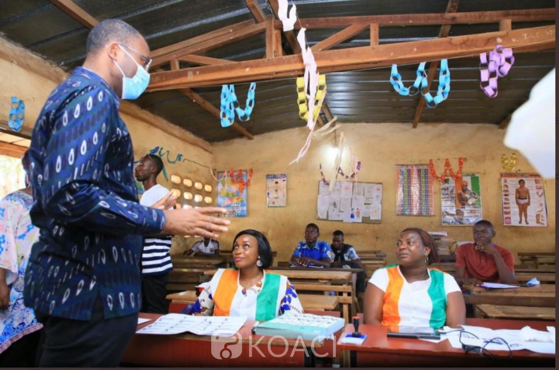 Côte d'Ivoire : Contentieux électoral, après avoir reconnu sa défaite,  Sidi Touré saisit le Conseil Constitutionnel pour contester la victoire du PDCI