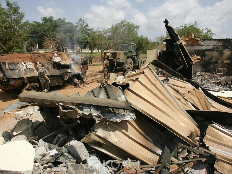 Côte d'Ivoire : Bombardement du camp français de Bouaké en 2004, ouverture du procès lundi à Paris