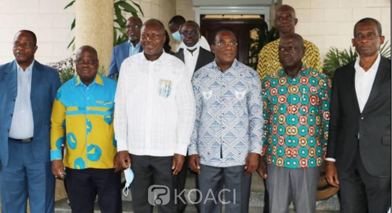 Côte d'Ivoire : Groupe parlementaire, Mabri choisit finalement de s'allier avec Affi N'Guessan qui a  récolté deux députés aux Législatives
