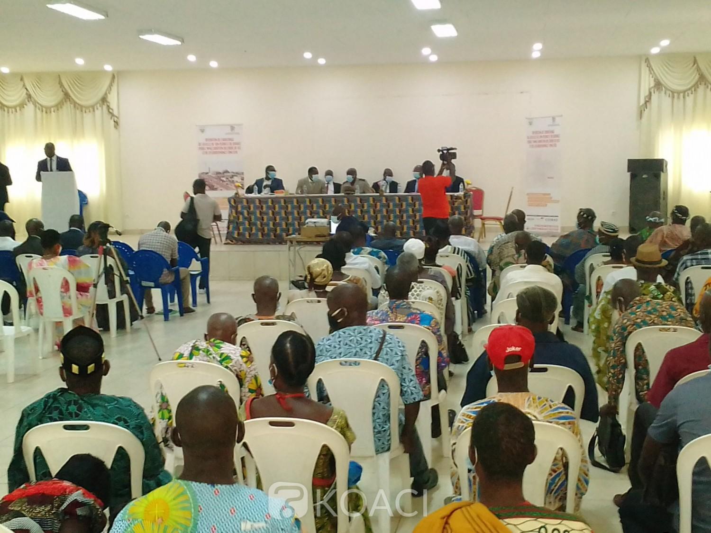 Côte d'Ivoire : Bouaké, Pour « rassurer les populations sur leur patrimoine foncier », une opération de cadastrage lancée