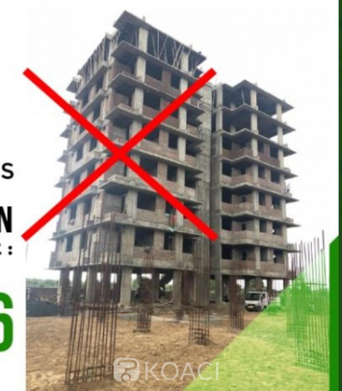 Côte d'Ivoire : Lutte contre les constructions anarchiques, un numéro vert mis à la disposition des usagers