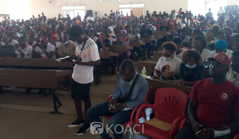 Côte d'Ivoire : Bouaké, afin d'améliorer le niveau de langue des étudiants, la journée de la littérature lancée à l'UAO