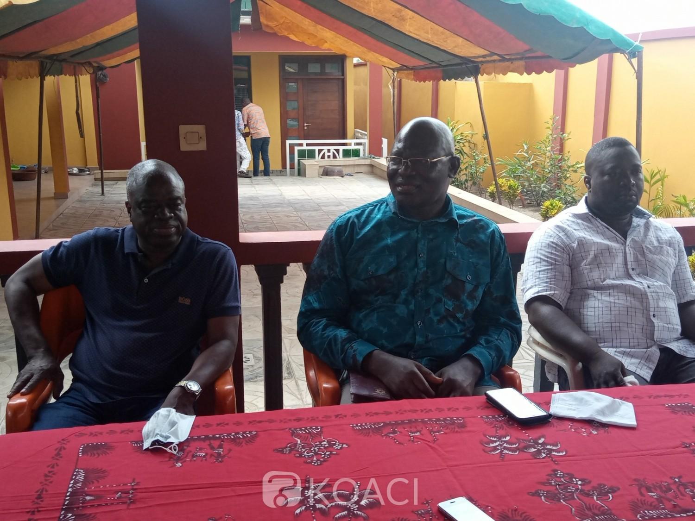 Côte d'Ivoire : Sakassou, malgré sa défaite aux législatives, Ahoutou à ses parents « Je respecterai tous mes engagements pris...»