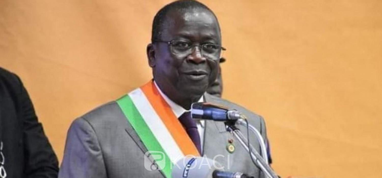 Côte d'Ivoire : Après des soins médicaux à l'étranger, Jeannot Ahoussou et Amadou Soumahoro regagnent Abidjan