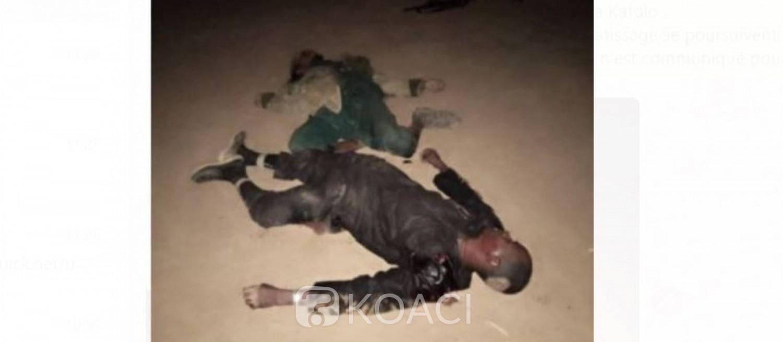 Côte d'Ivoire : Deux positions de l'armée attaquées à Kafolo et Tehini