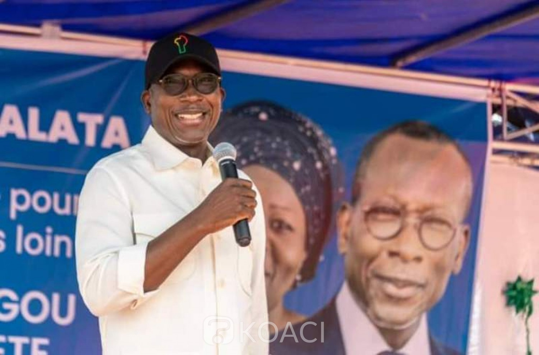 Bénin : Présidentielle, Patrice Talon candidat à un second mandat, en opération séduction auprès de la jeunesse