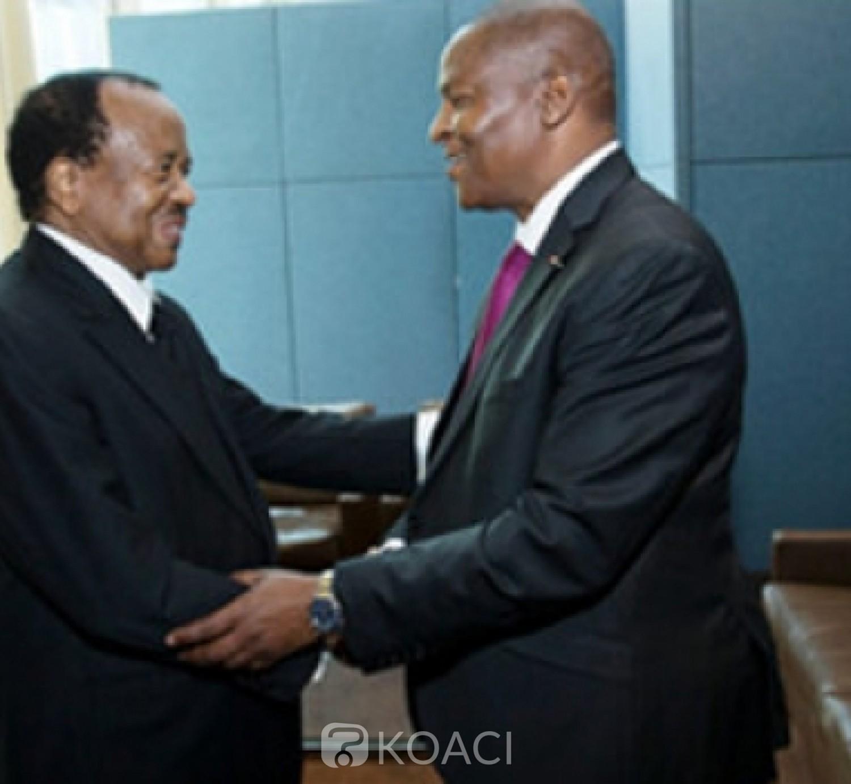 Cameroun : Biya absent de la cérémonie d'investiture de Faustin-Archange Touadéra