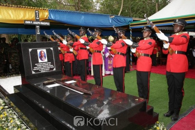 Tanzanie : 45 morts dans une bousculade lors d'un hommage à John Magufuli