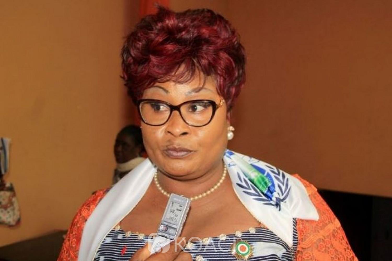 Côte d'Ivoire : Election à la présidence de l'Assemblée Nationale, qui est N'zi N'da Eliane, la candidate de l'opposition ?