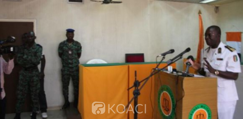 Côte d'Ivoire : Trois gendarmes du camp commando de Koumassi poursuivis par le Tribunal Militaire pour arrestation illégale et coups mortels