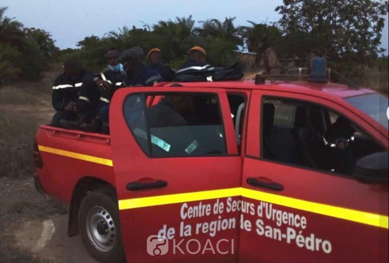 Côte d'Ivoire : Partis portés secours à un couple, des pompiers civils attaqués par des individus armés