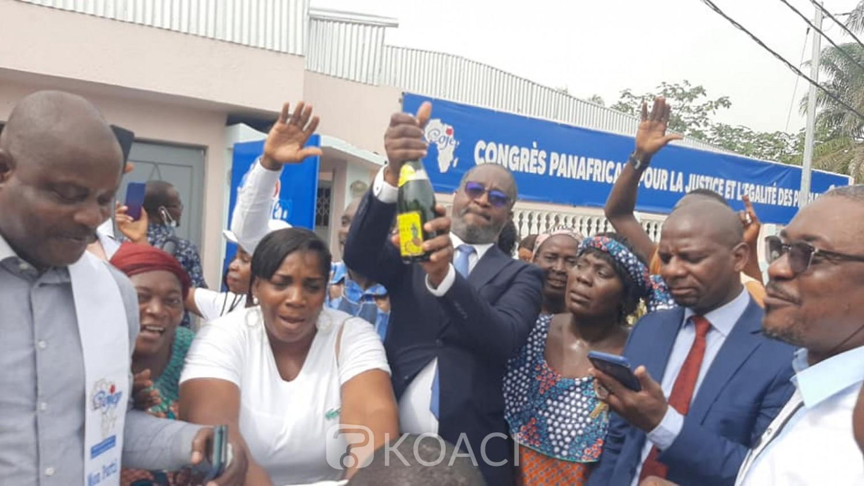 Côte d'Ivoire : Gbagbo et Blé définitivement libres, à Yopougon et Cocody, leurs partisans en joie après «10 ans de souffrance »