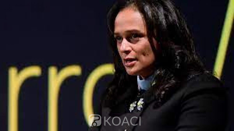 Angola : Isabel Dos Santos contre-attaque et porte plainte contre le Président João Lourenço pour « conspiration ».