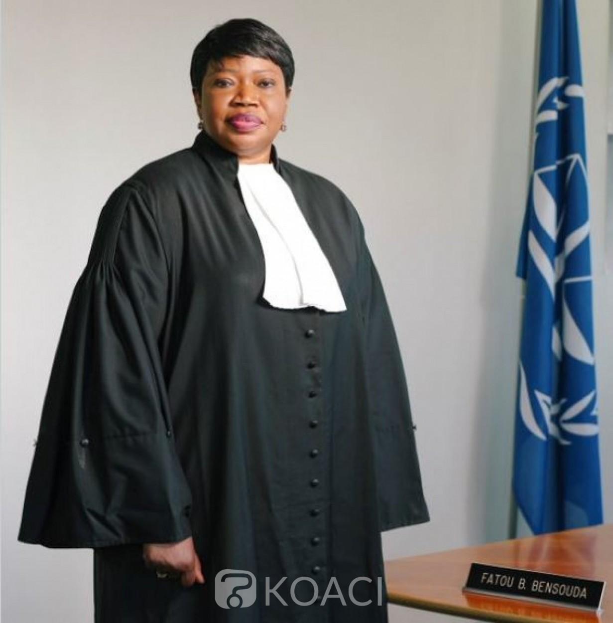 Côte d'Ivoire : Bensouda prend acte de son échec dans l'affaire  Gbagbo et Blé Goudé, et réaffirme que les enquêtes se poursuivent dans le pays