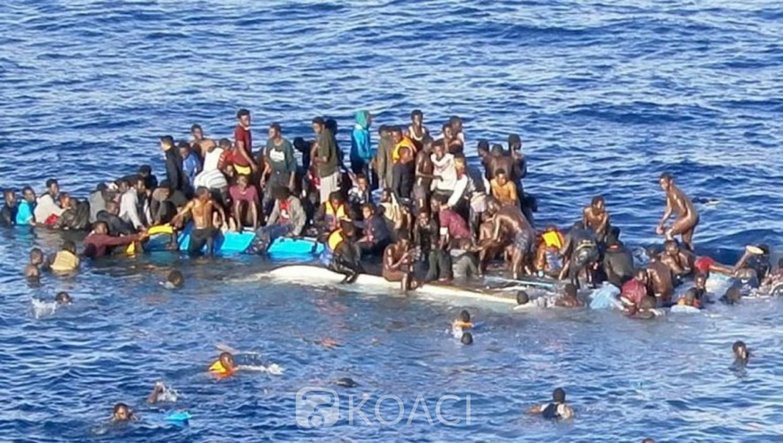 Libye : 138 migrants en route pour l'Europe ramenés sur terre à Tripoli