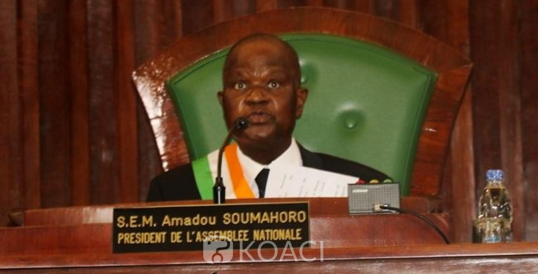 Côte d'Ivoire : Assemblée nationale, Soumahoro place son mandat sous le double signe du travail et de la cohésion