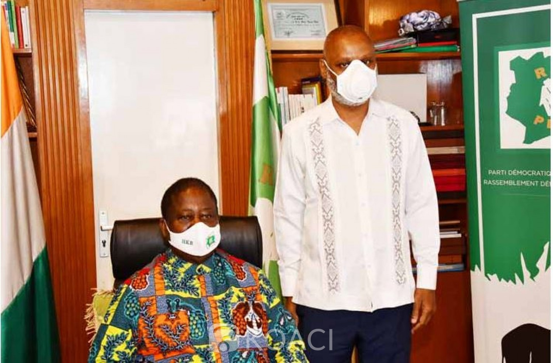 Côte d'Ivoire : Législatives 2021 Yamoussoukro, débouté par le Conseil Constitutionnel, le candidat perdant du PDCI veut saisir la Cour Africaine