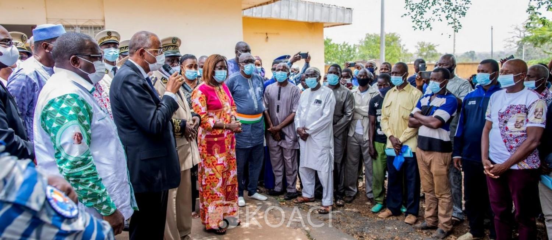 Côte d'Ivoire : En attendant son Gouvernement, encouragé par les USA, Achi pleure les morts de Ferkessedougou