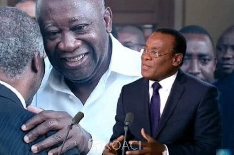 Côte d'Ivoire : Prétendu accord pour céder la direction du FPI à Gbagbo, Affi N'guessan s'inscrit en faux